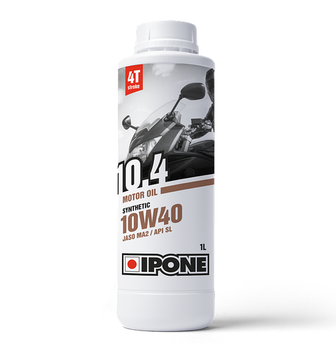 Моторне масло 4T IPONE 10.4 10W40 1 л (800053)
