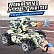 Танк перевертыш с водными бомбами и управлением жестами цвет Камуфляж, фото 2