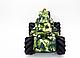 Танк перевертыш с водными бомбами и управлением жестами цвет Камуфляж, фото 5