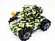 Танк перевертыш с водными бомбами и управлением жестами цвет Камуфляж, фото 4