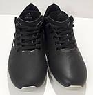 Кросівки Adidas р. 45 шкіряні Харків темно-сині, фото 5