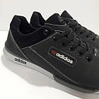 Кросівки Adidas р. 45 шкіряні Харків темно-сині, фото 6