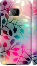 "Чохол на HTC One M9 Листя ""2235c-129-2448"""