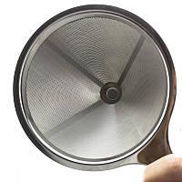 Багаторазовий металевий фільтр для пуровера Харио Розмір 02