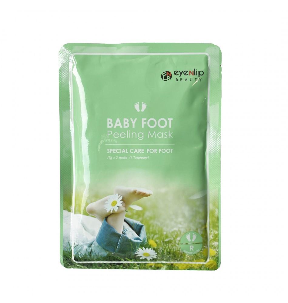Пілінг-шкарпетки для ніг Eyenlip Baby Foot Peeling Mask Large