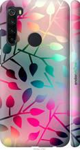 "Чехол на Xiaomi Redmi Note 8 Листья ""2235c-1787-2448"""