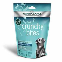 Arden Grange Crunchy bites light  with fresh chicken Хрустящее лакомство для собак 0.225 г.