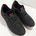 Кроссовки Adidas р.45 кожа Харьков чёрные, фото 3