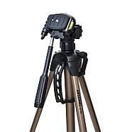 153см Штатив ARSENAL ARS-3730 для фото и видеосъемки / до 3кг, фото 3