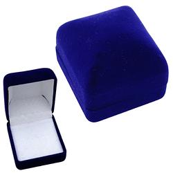 Коробка для бижутерии Синий