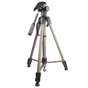 156,5см Штатив ARSENAL ARS-3740 для фото и видеосъемки / до 3,5кг Silver Line