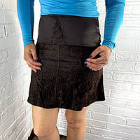 Женская юбка велюр 561-800