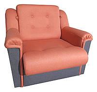 Кресло-кровать Алекс МАКСИ-МЕбель Светло-Оранжевый (10318)