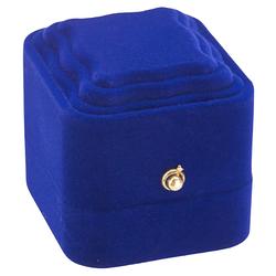 Коробка для кольца Голубой