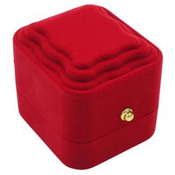 Коробка для кольца Малиновый
