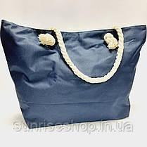 Пляжна сумка Морський Принт, фото 2