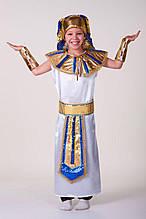Фараон карнавальный костюм на мальчика \ Размер 125-135 \ MS - Н-1305-363