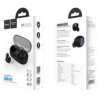 Гарнитура Bluetooth Hoco ES24 черный