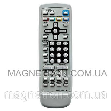 Пульт ДУ для телевизора JVC RM-C1171, фото 2