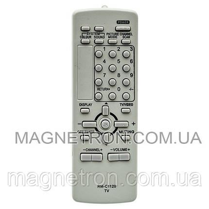 Пульт ДУ для телевизора JVC RM-C1120, фото 2