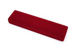 Коробка для украшений Бордовый