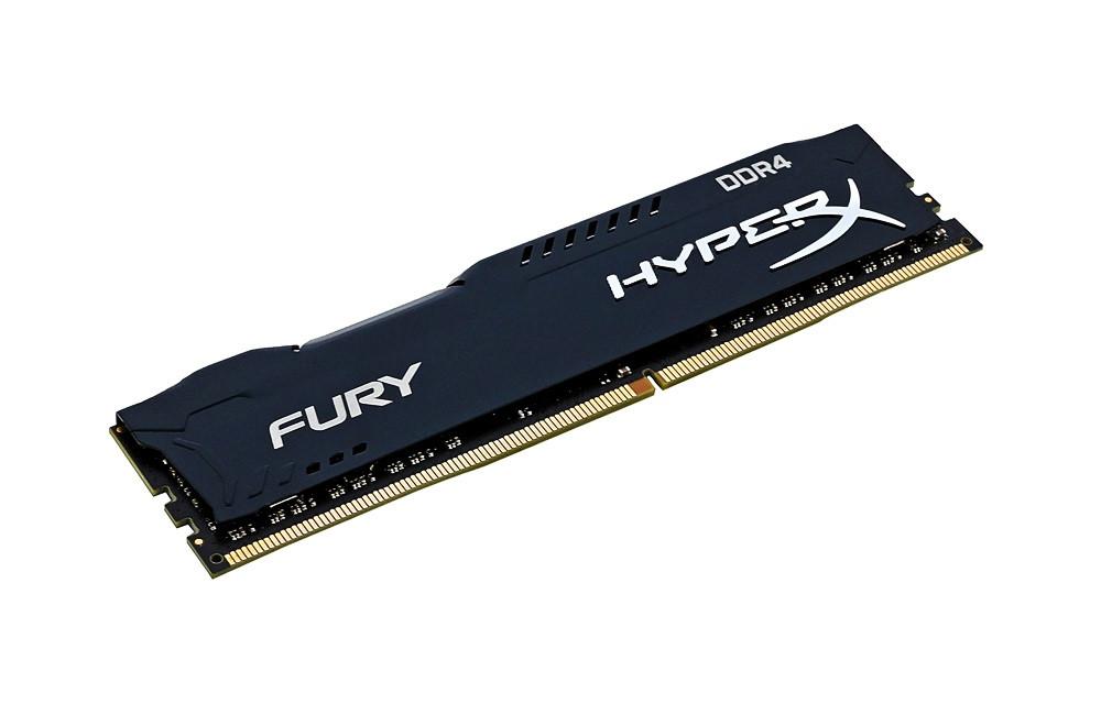 DDR4 16Gb HyperX Fury PC4-21300 оперативна пам'ять HX426C16FB/16 - ДДР4 16 Гб RAM 2666MHz