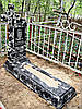 Памятник искусственный камень