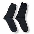 Шкарпетки високі чорні бавовняні Житомир 43-44 розмір, фото 3