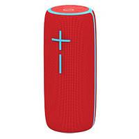 Bluetooth-колонка HOPESTAR-P21, StrongPower, c функцией speakerphone, радио, red
