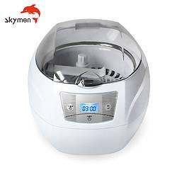 Ультразвуковая ванна 750 мл для очистки Ultrasonic cleaner Skymen JP-900S (мойка, стерилизатор, очиститель)