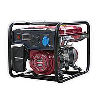 Комбинированный газ/бензиновый генератор  Lifan LF2.5GF-3LG (2,8 кВт, ручной пуск)