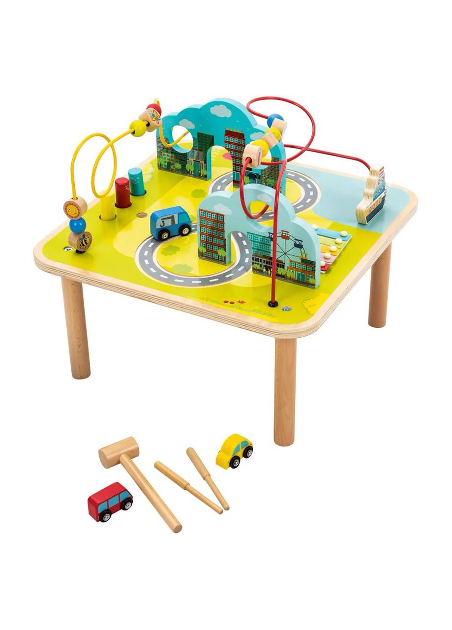 Ігровий стіл Play Tive XXL світло коричневий (H1-770429)