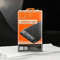 АКБ PowerBank MOXOM MCK-011 (10000 mAh) черный