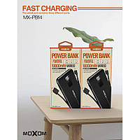 АКБ PowerBank MOXOM MX-PB14 (10000 mAh) черный