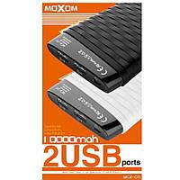АКБ PowerBank MOXOM MX-PB01 (20000 mAh) черный