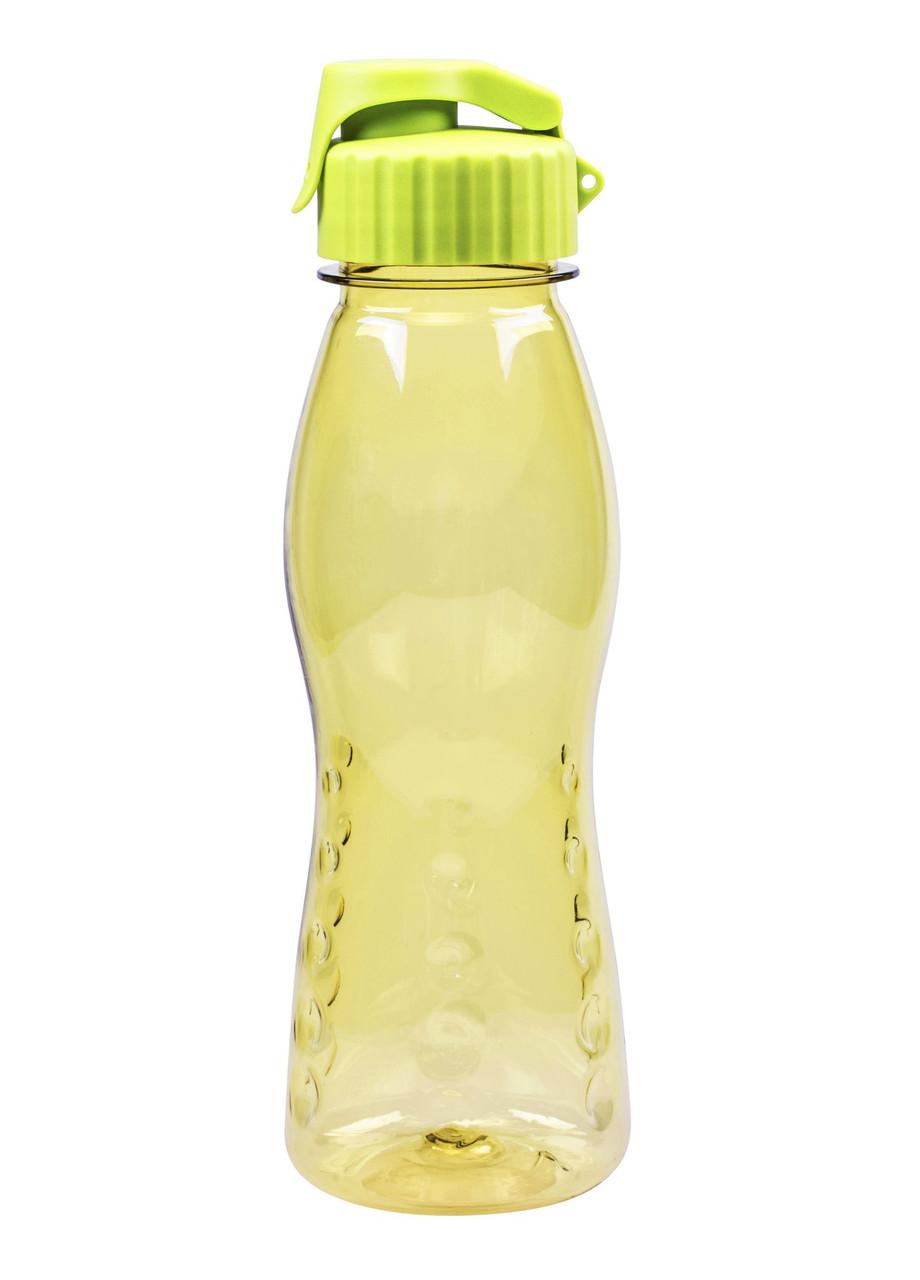 Пляшка для пиття Lidl з відкидною кришкою 700 мл салатовий (H1-570521)
