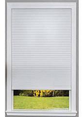 Шторы-плиссе Lidl 80х130 см белый (H1-570527)