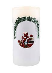 LED Свеча Melinera рождественская белый (H1-770441)