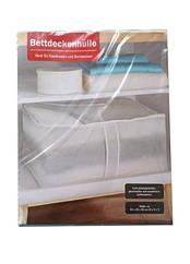 Органайзер для одеял и подушек No Brand 60x26x46 белый (H1-770443)