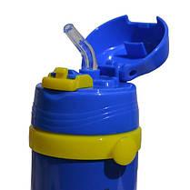 Детский Вакуумный Термос с трубкой А-Plus 320 мл., фото 2