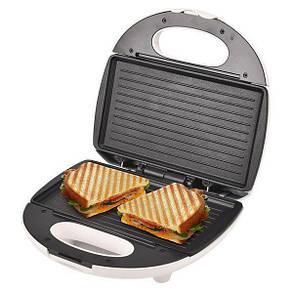 Тостер гриль Wimpex 750 Вт, бутербродница, сендвичница, тостер, фото 2