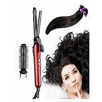 Плойка для волосся Gemei для красивих і здорових локонів, фото 2