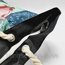 Пляжная сумка Морской Принт, фото 3