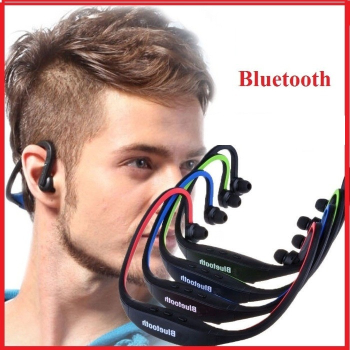 Спортивні бездротові Bluetooth-НАВУШНИКИ Вологонепроникні