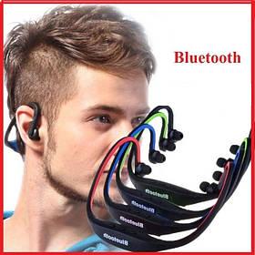Спортивные беспроводные Bluetooth НАУШНИКИ Влагонепроницаемые