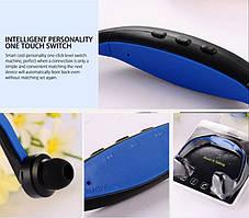 Спортивные беспроводные Bluetooth НАУШНИКИ Влагонепроницаемые, фото 3