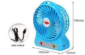 Мини вентилятор mini fan, фото 2