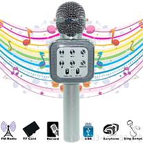 Микрофон караоке Беспроводной bluetooth, фото 2