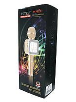 Микрофон караоке Беспроводной bluetooth, фото 3