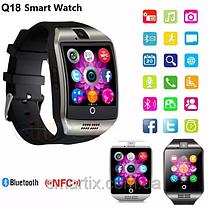 Смартчасы SmartWatch Q18 розумні Годинник годинник смартвоч, фото 2